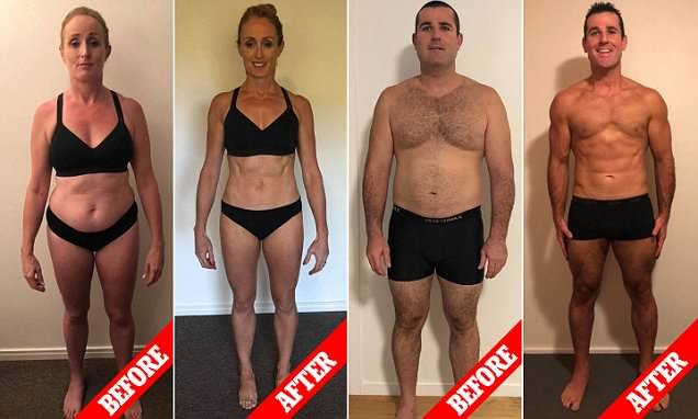 Meet the men and women who sculpted enviable physiques in eight weeks