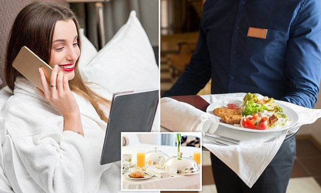 The simple hack to ensure you get your room service delivered first