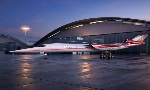 U.S. and Europe clash over global supersonic jet noise standards