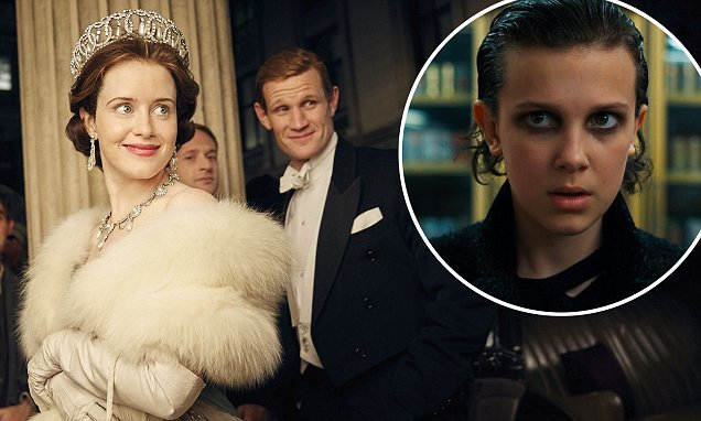 The Crown leads the British Emmy nominations with FIVE nods
