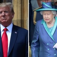 Donald's dos and don'ts for meeting the Queen