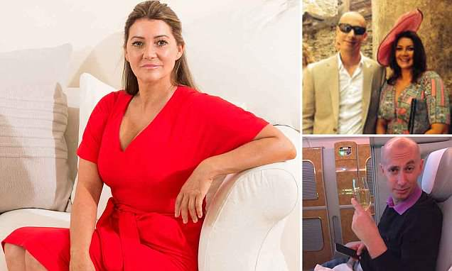 Former air hostess reveals how 'perfect man' conned her out of £400k
