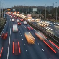Speed limit on motorway may rise to 60mph at night and on Sundays