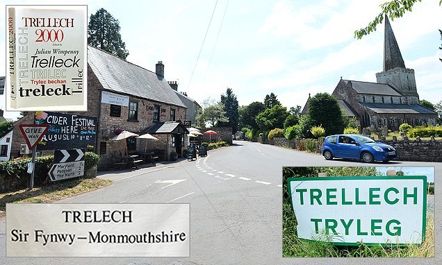 Village baffles outsiders with 26 different spellings of its name