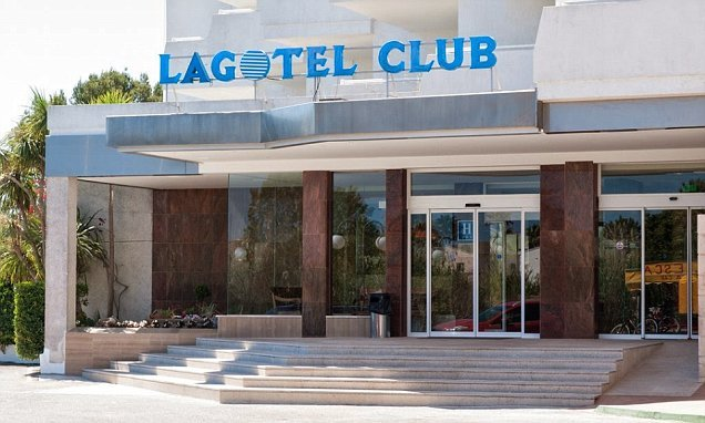 Boy falls from hotel balcony in Majorca as mother tried to save him