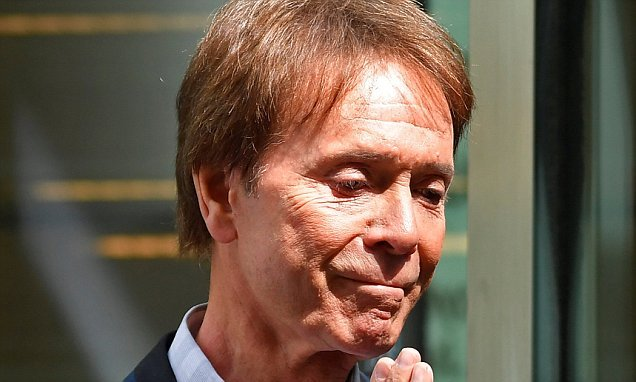 Judge dismisses BBC bid in Sir Cliff Richard fight to Court of Appeal