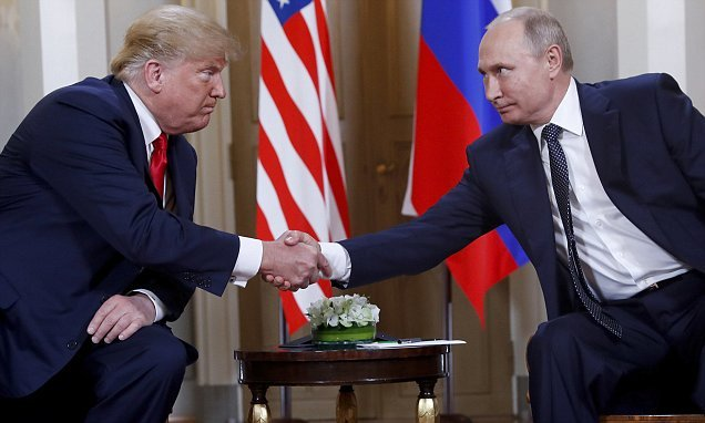 Trump has invited Putin to Washington for a summit in the fall