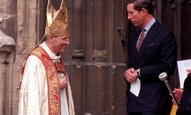 Prince Charles' lawyers say he didn't speak on paedophile bishop