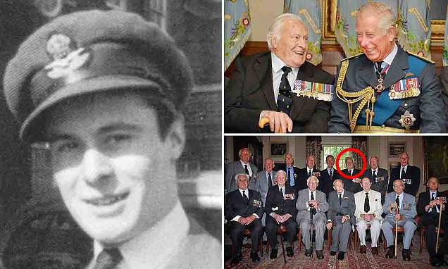 Youngest Spitfire pilot to fly in the Battle of Britain dies aged 96