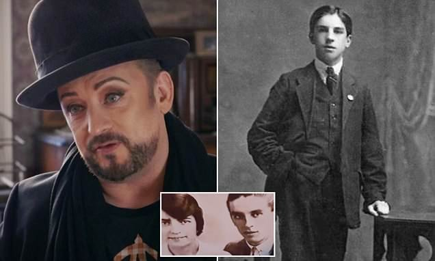 Who Do You Think You Are? reveals Boy George's great uncle was in IRA