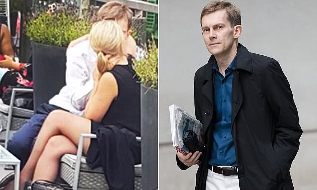 Corbyn spin doctor Seumas Milne's wife is divorcing him