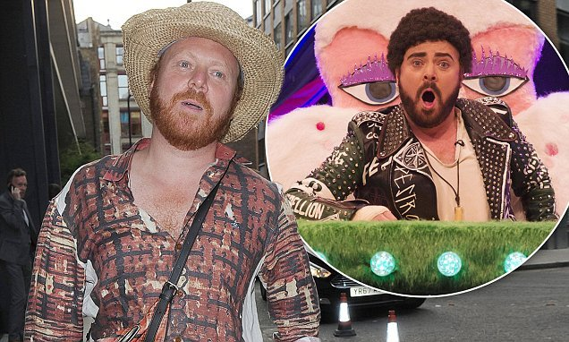 Keith Lemon hits out at 'scumbag' moped thieves who tried to mug him