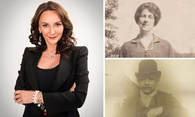 Stricly's Shirley Ballas discovers her ancestors were sold as SLAVES