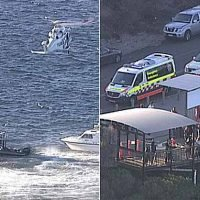 Teenager dies after plunging 10 metres from whale-watching cliff