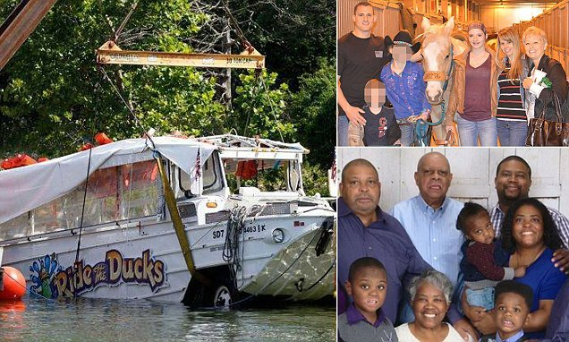 Family calls survival 'a complete miracle' after duck boat tragedy