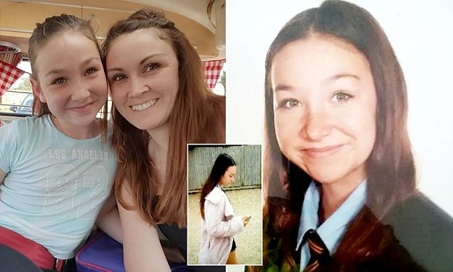 Mother begs for return of her missing daughter, 13, who has diabetes
