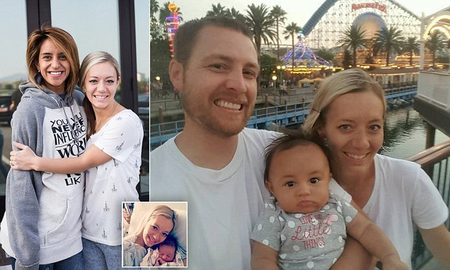 Woman ends her friend's seven YEAR battle with infertility