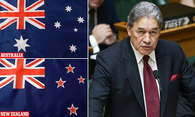 Stop copying our flag! New Zealand lashes out at Australia