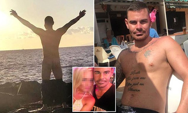 Fugitive planted a nail bomb then spent a year partying in Tenerife