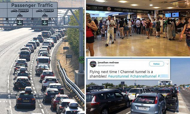 Eurotunnel cancels thousands of tickets TODAY