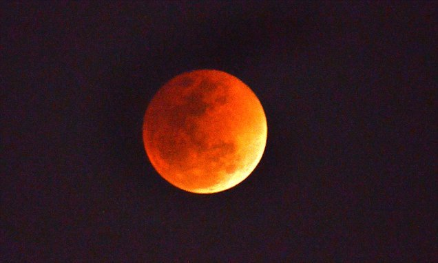 What the Blood Moon means for YOUR star sign