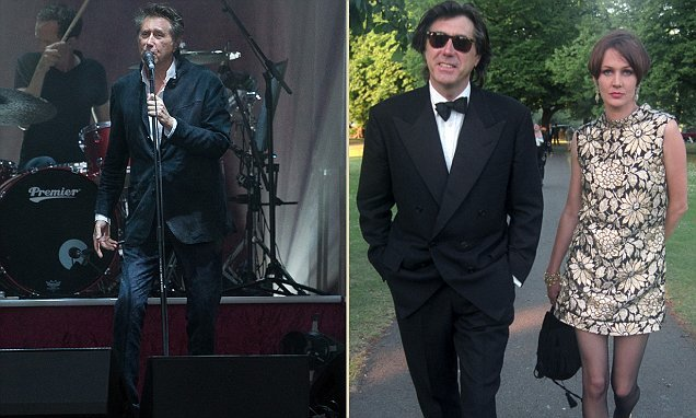 Bryan Ferry plays first gig since gunshot wound death of ex-wife