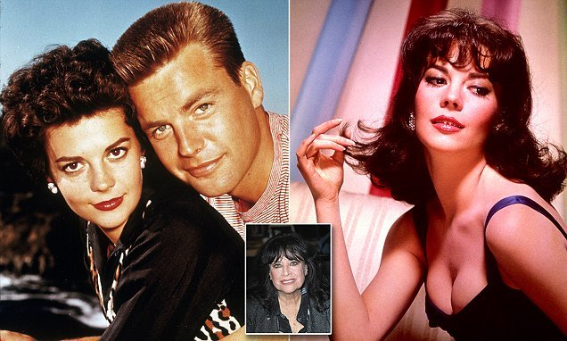 Natalie Wood 'caught Robert Wagner cheating on her with a MAN'