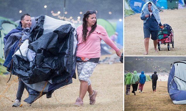 Camp Bestival is CANCELLED over health and safety fears