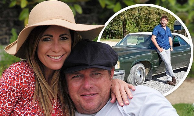 James Martin 'isn't interested' in marrying girlfriend Louise Davies