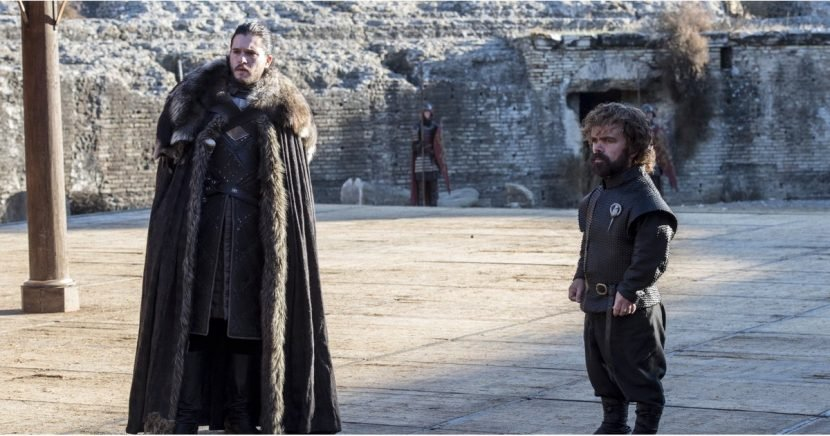 It's Really Happening! The Game of Thrones Prequel Will Start Filming in Belfast