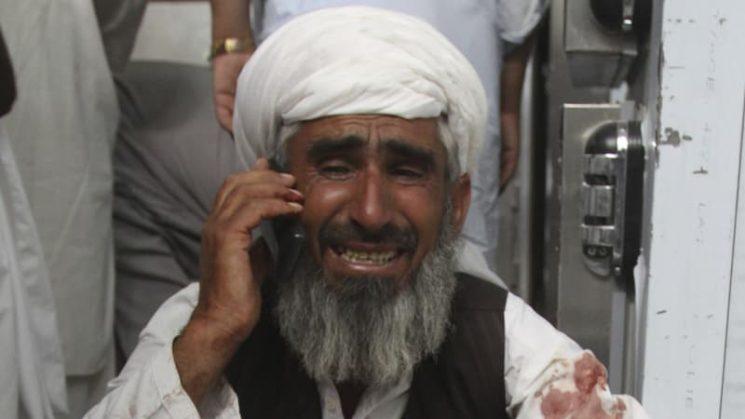 Bombings kill, injure hundreds as Nawaz Sharif arrested in Pakistan