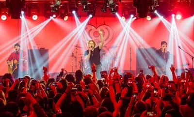 5 Seconds of Summer iHeartRadio Performance, 5SOS Youngblood