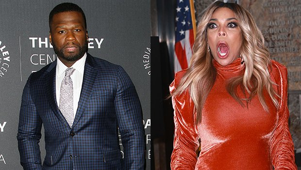 50 Cent Calls Wendy Williams A 'Bitch' After She Calls Him Out For Flirting With Remy Ma
