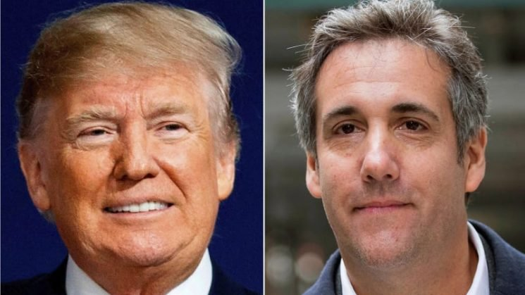 From 'punching bag' to hitting back: inside Cohen's break with Trump
