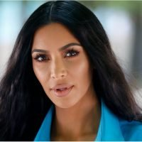 Kim Kardashian West Reveals the Real Reason She Straightened North's Hair
