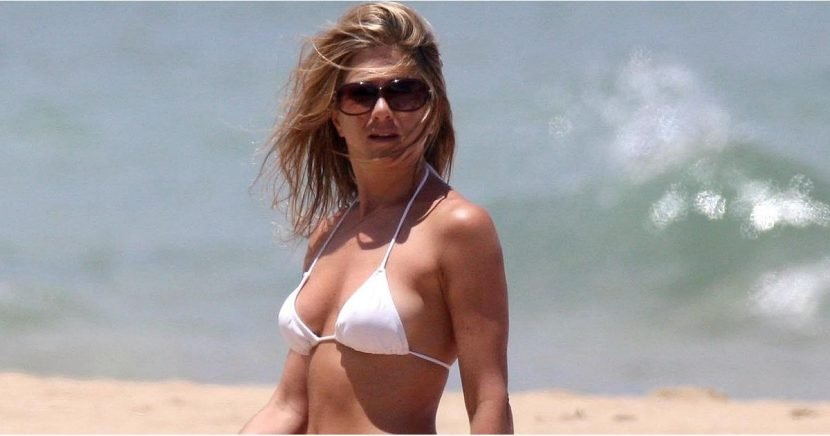 Jennifer Aniston Is the Definition of Sexy When She's Rocking a Bikini — Look It Up