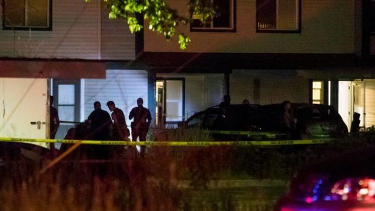Many injured in mass stabbing at Idaho apartment complex