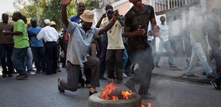 Haitian Prime Minister Resigns Amid Riots