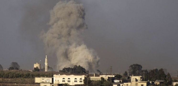 Israel Shoots Syrian Fighter Jet