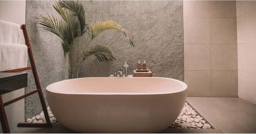 Turn Your Bathroom Into an At Home Spa With These 8 Products