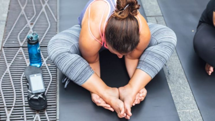 Have I tried yoga? Yes, actually, now please stop asking