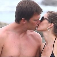 Gisele Bündchen's Black Bikini Is So Damn Sexy, No Wonder Tom Brady Is Packing on the PDA