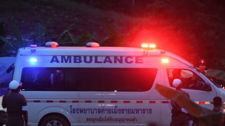 The horrifying diseases that could be lurking in the Tham Luang cave