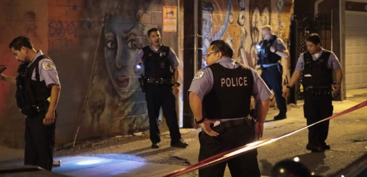 Chicago Police Release Body Camera Footage Of Man Shot By Officers