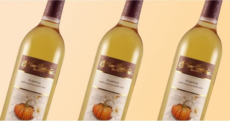 This $11 Pumpkin Wine Is Available All Year Long, So Why Wait For October?