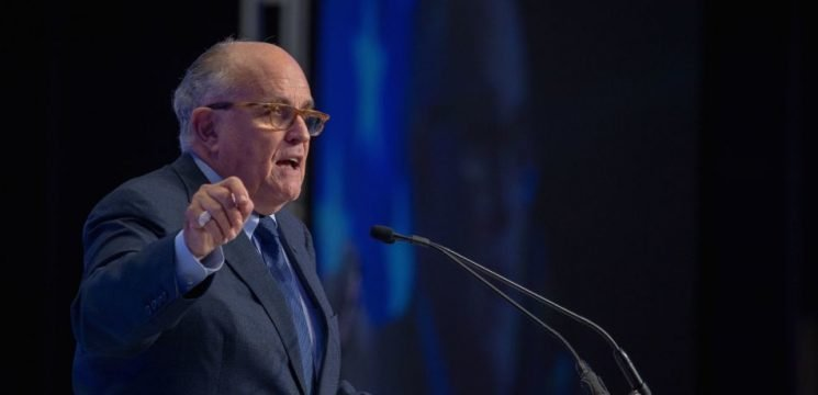 Giuliani Wants Public To Hear Cohen Tapes