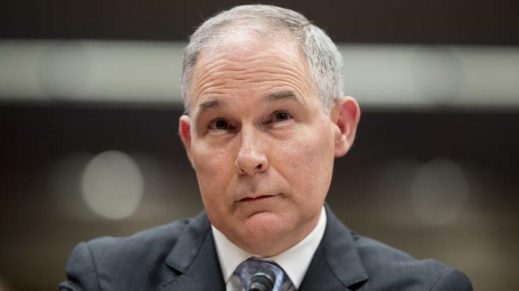 Trump's embattled EPA chief Scott Pruitt resigns amid scandals