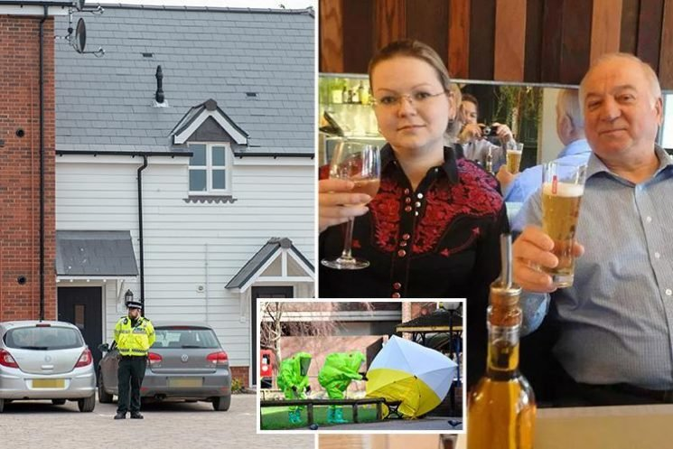 Salisbury rocked AGAIN as couple in their 40s fight for life after being exposed to unknown substance – just 7 miles from Russian spy poisoning