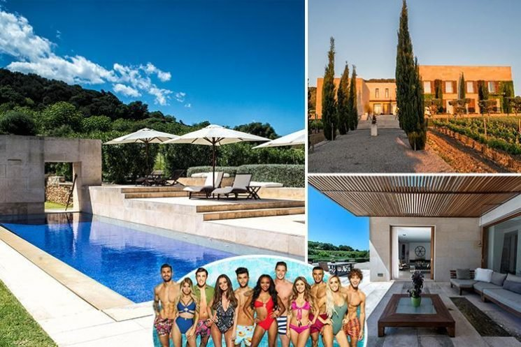 Love Island's Casa Amor villa is now available to rent – but you'll need deep pockets