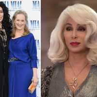 Cher stars in Mamma Mia! Here We Go Again for just seven mins despite billed as top cast member